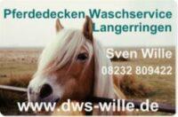 Pferdedecken Waschservice Wille Langerringen